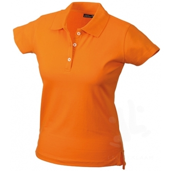 Polosärk Ladies Elastic Pique Polo