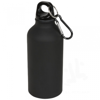 Oregon 400 ml matte sport bottle with carabiner