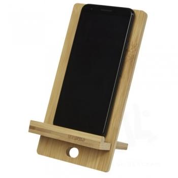 Dipu bamboo mobile phone holder