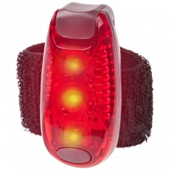 Rideo red reflector light