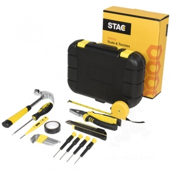 Sounion 16-piece tool box