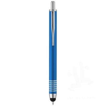 Zoe aluminium stylus ballpoint pen