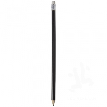 Alegra pencil with coloured barrel