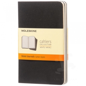 Cahier Journal PK - ruled
