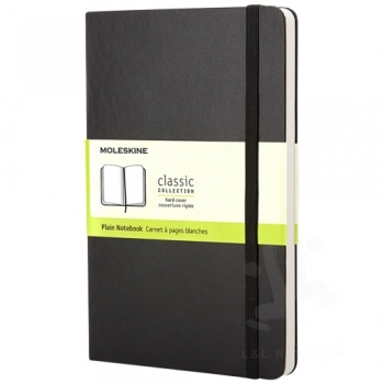 Classic PK hard cover notebook - dotted
