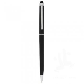 Valeria ABS ballpoint pen with stylus