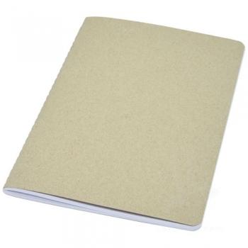 Gianna recycled cardboard notebook