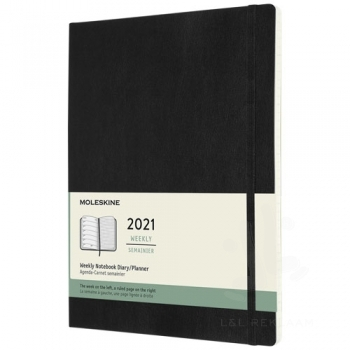 12M weekly XL soft cover planner