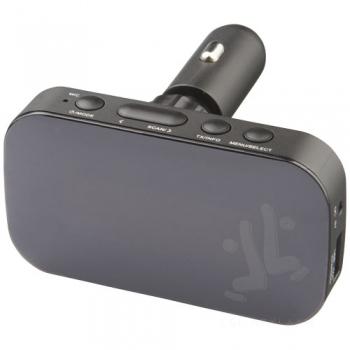 DAB Bluetooth® car adapter with radio tuner