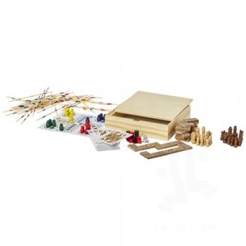 Monte-carlo multi board game set