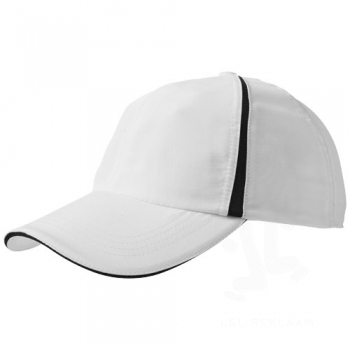 Momentum 6-panel cool fit sandwich cap