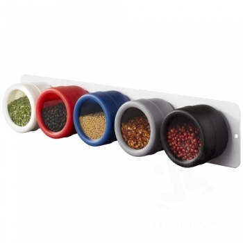 Main 5-piece spice rack