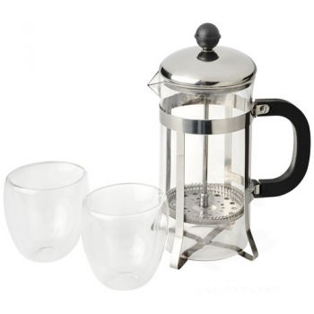 Cooper french press set