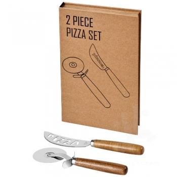 Reze 2-piece pizza set