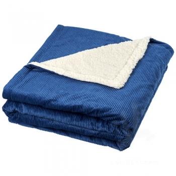 Cosie corduroy sherpa blanket