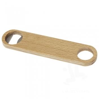 Origina wooden bottle opener