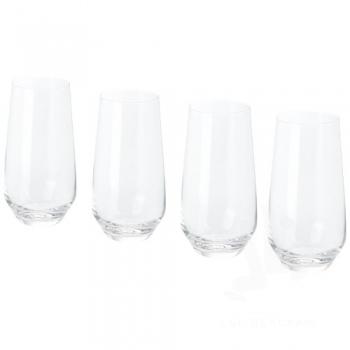 Chuva 4-piece highball glass set