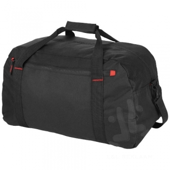 Vancouver travel duffel bag