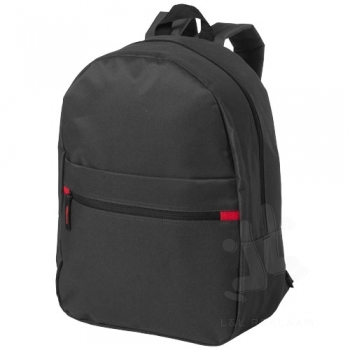 Vancouver dual front pocket backpack