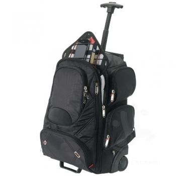 """Proton 15"""" airport security friendly trolley"""