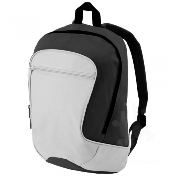 Laguna zippered front pocket backpack