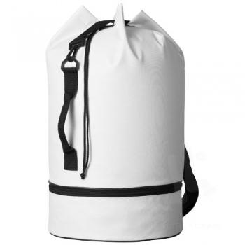 Idaho sailor zippered bottom duffel bag