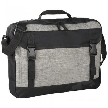 "Buckle 15.6"" laptop briefcase"
