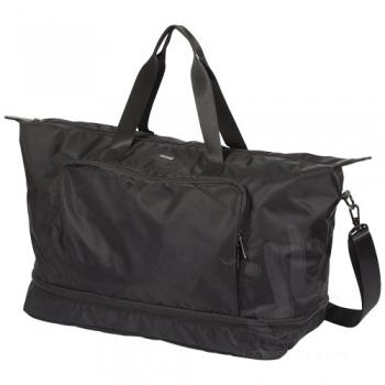 "Stresa 15"" expandable laptop duffel bag"