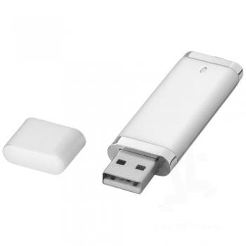 Flat 4GB USB flash drive
