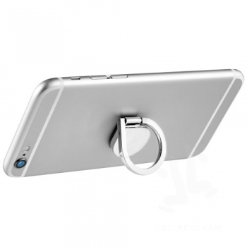 Cell aluminium ring phone holder