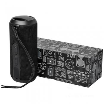 Rugged fabric waterproof Bluetooth® speaker