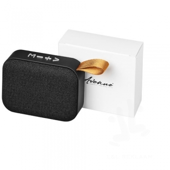 Fashion fabric Bluetooth® speaker