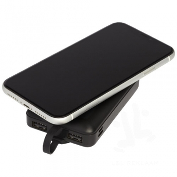 Kano 10.000 mAh wireless power bank with 3-in-1 cable
