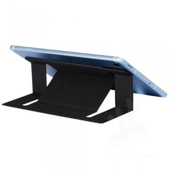 Tilt laptop and tablet stand