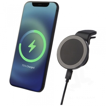Magclick 10W wireless magnetic car charger