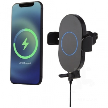 Pilot 15W wireless automatic car charger