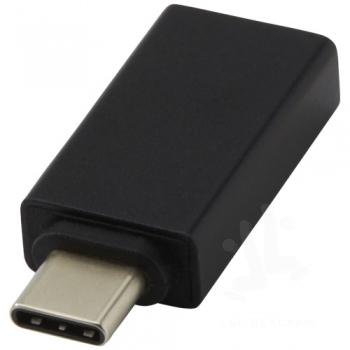 Adapt aluminum USB-C to USB-A 3.0 adapter
