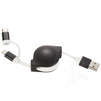 Triple 3-in-1 charging cable