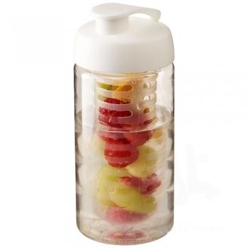 H2O Bop® 500 ml flip lid sport bottle & infuser
