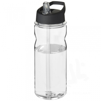 H2O Base Tritan™ 650 ml spout lid sport bottle