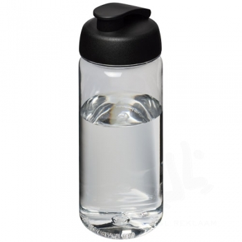 H2O Octave Tritan™ 600 ml flip lid sport bottle