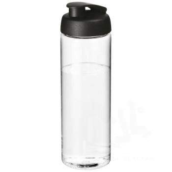 H2O Vibe 850 ml flip lid sport bottle
