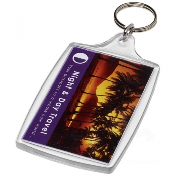 Orca L4 large keychain