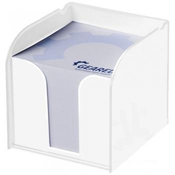 Vessel memo block with memo paper