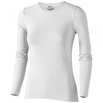 Curve long sleeve women's t-shirt