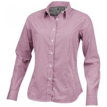 Net long sleeve ladies shirt