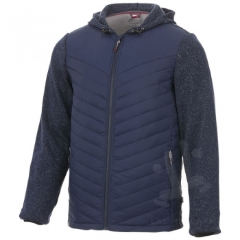 Hutch insulated hybrid jacket