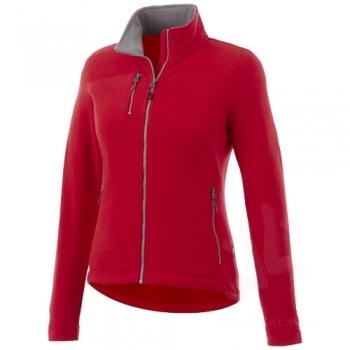 Pitch microfleece ladies jacket