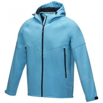 Coltan men's GRS recycled softshell jacket