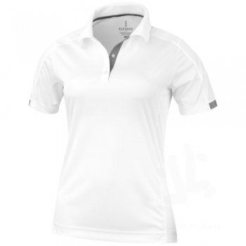 Kiso short sleeve women's cool fit polo